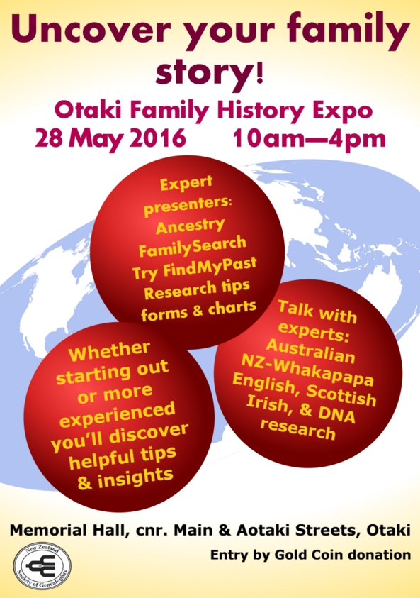 Otaki FH Expo 2016